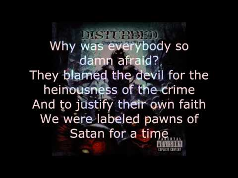 Disturbed - 3 Lyrics (HD)