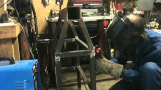 Mini Lathe Stand Part 7