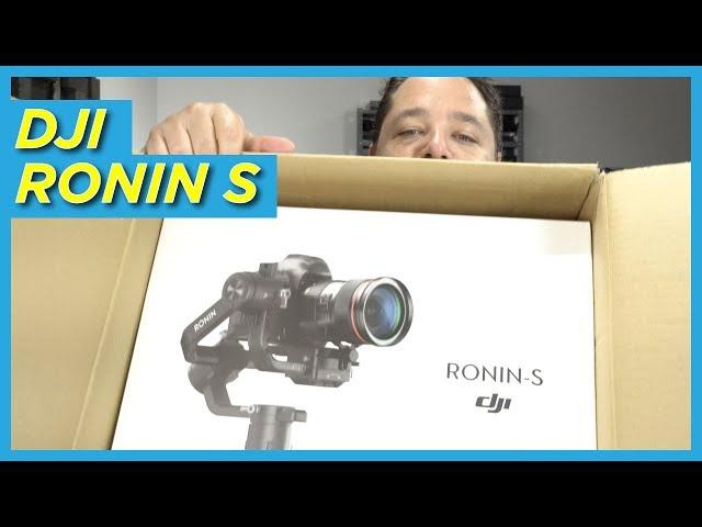 DJI Ronin-S First Look