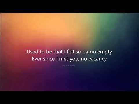 OneRepublic ft Amir - No vacancy (Lyrics/Paroles)