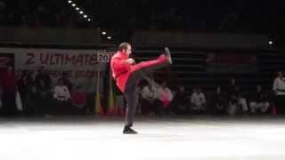 Master Brian Hyman - Rope Dart