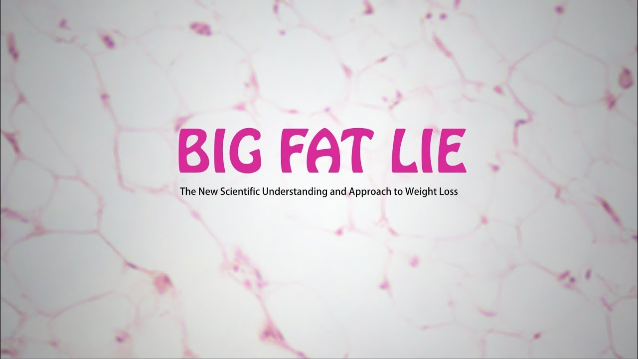 Download Big Fat Lie:  The New Scientific Understanding and Approach to Weight Loss