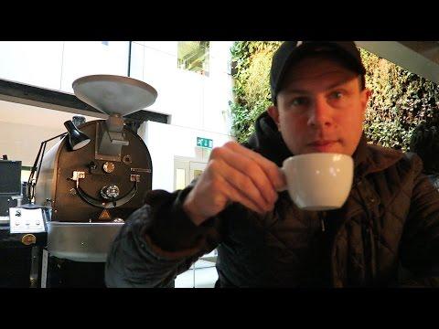Best Coffee in London ? Workshop Coffee Shop Clerkenwell ?