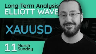 Long Term Analysis with Elliott Wave - XAUUSD (Gold)