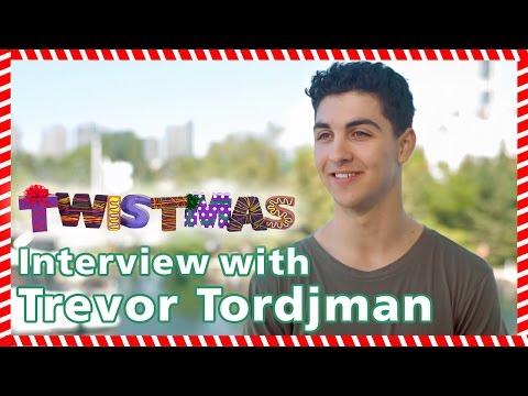 Twistmas  with Trevor Tordjman