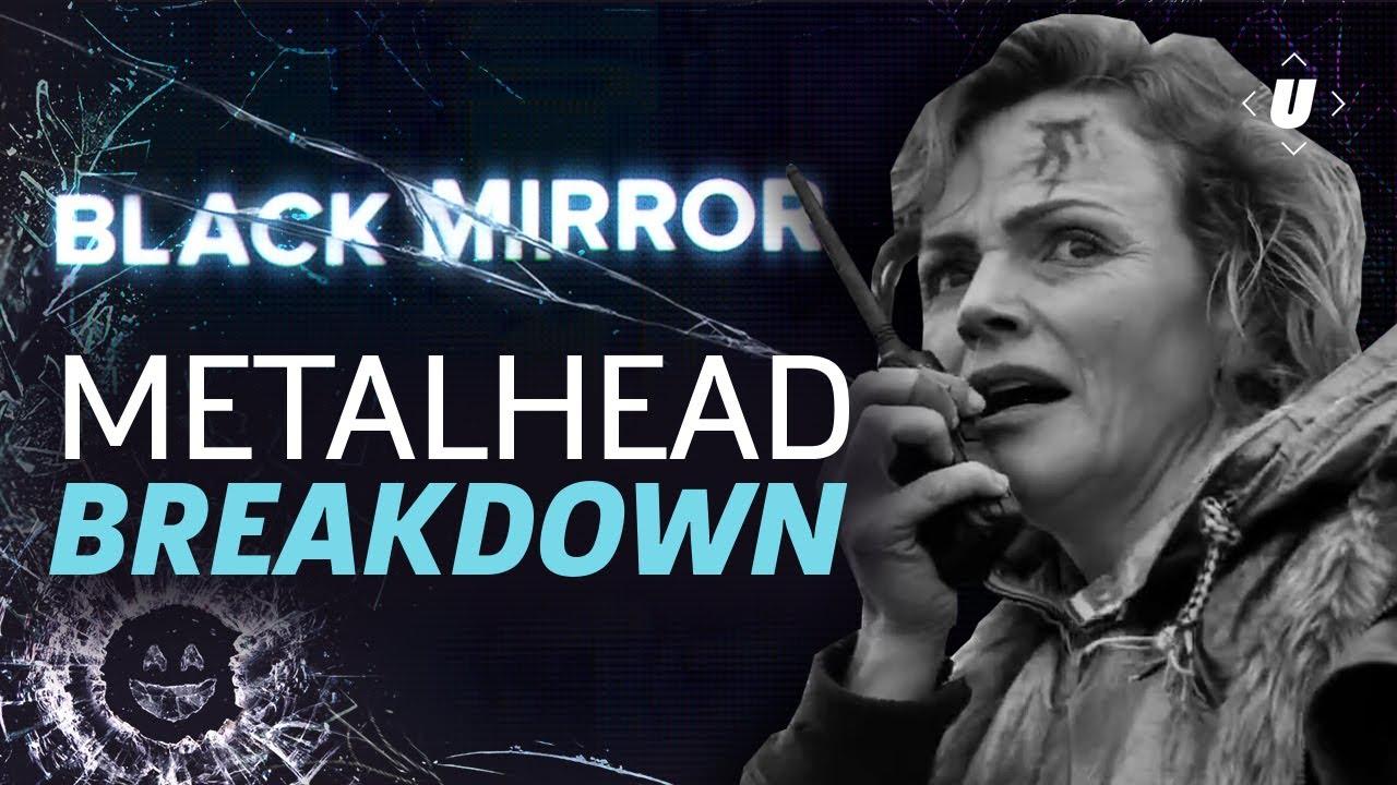 Black Mirror Season 4 Metalhead Breakdown And Easter Eggs Youtube