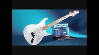Guitar Backing Track - Funk - E  ( Minus One Gitar )