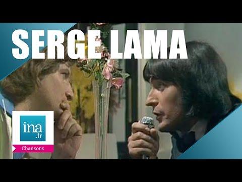 Serge Lama 'La nymphomane' | Archive INA