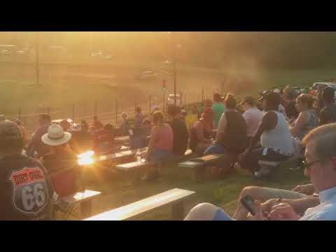 Bombers Heat 2 Paragon Speedway