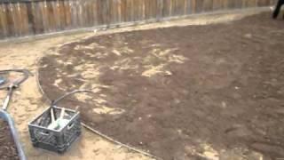 Back yard landscaping remodel Landscaping a back yard