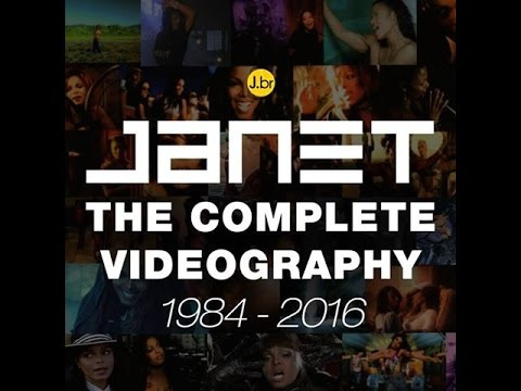 Janet Jackson The Complete Videography