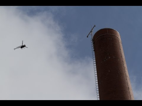 Drone Chimney Inspection