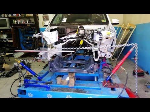 видео: Mercedes-Benz GLK. Вытяжка кузова и всего остального.