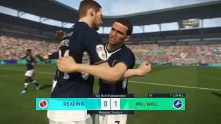 PES 18 Become a Legend-BFG in Millwall ep.3