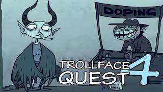 Ο ΚΕΡΑΤΑΣ! (Trollface Quest 4)
