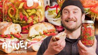 Brad Makes Pickled Peppers | It's Alive | Bon Appétit