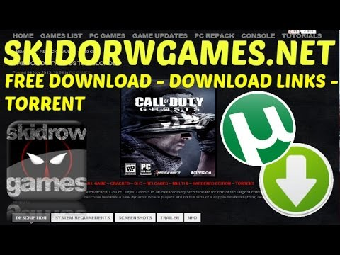 (SKIDROWGAMES.NET) Call of Duty Ghosts - FREE DOWNLOAD - Download Links - Torrent