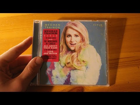 Meghan Trainor - Title (Deluxe Edition) | UNBOXING