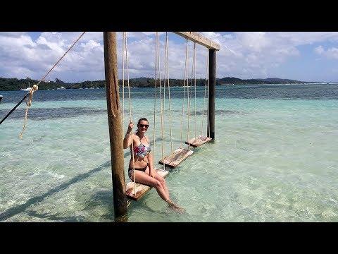 Vacaciones En La Bella Isla De Roatán-Movete En El Mundo
