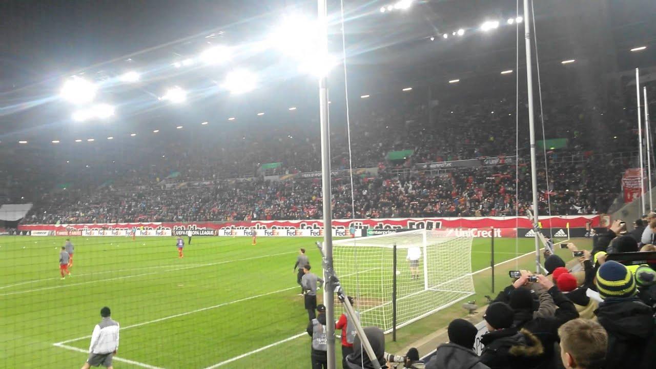 augsburg europa league