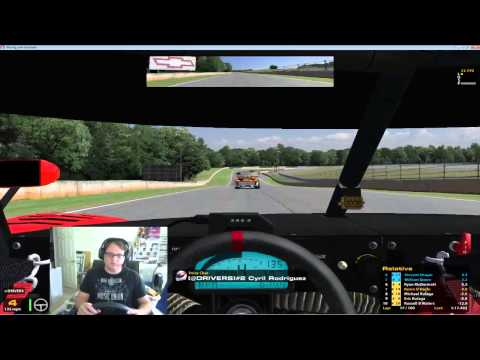 Iracing Grand Am Series at Road Atlanta Complete Race