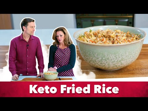 Keto Fried Rice Recipe / Eric and Karen Berg