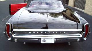 1964 Pontiac Bonneville Convertible Frame Off Restored FOR SALE NOW