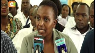 Nurses Association protests as KNH nurses are charged with murder