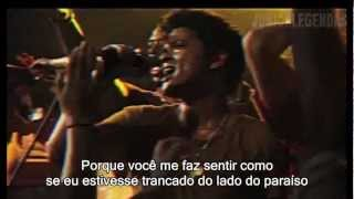 Bruno Mars -  Locked Out Of Heaven (Tradução)