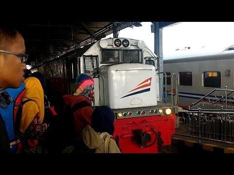 Full Trip Report: KA 188 Logawa rute Lempuyangan-Surabaya Gubeng