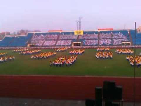 Đồng diễn Hội khỏe Phù Đổng PLA 2012 (Tổng duyệt) P3