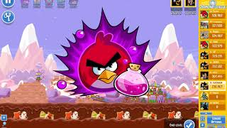 Angry Birds Friends/ SantaCoal i CandyClaus tournament, week 292/2, level 6
