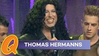Hermanns rockt die Bühne als Cher!