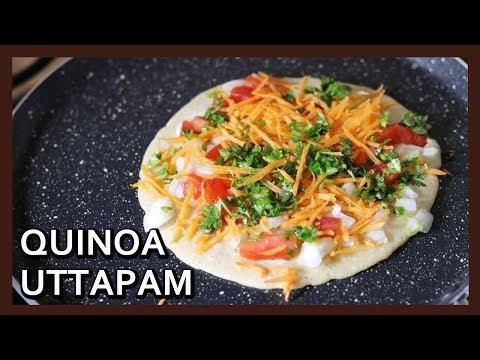 Quinoa Recipe for Weight Loss   Indian Quinoa Breakfast Recipe   Gluten Free Recipe for Weight Loss