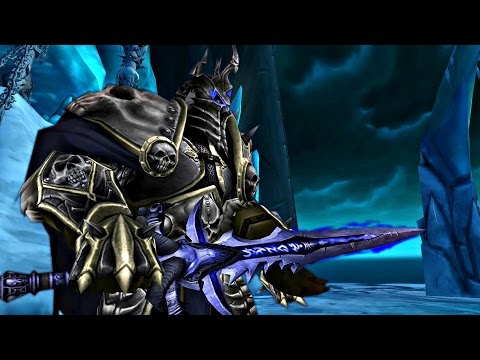 Farewell, My Brother. (WoW Machinima - Wrath Of The Lich King)