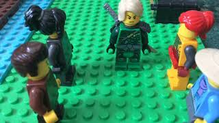 Lego Ninjago: Hunted In Under 6 Minutes