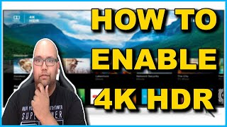 How to Enable 4K HDR on Vizio M Series Televisions ( PS4 Pro, Xbox One X )