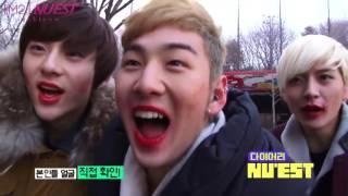 프로듀스101 강동호 갭모에 영업 영상