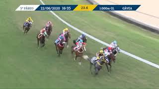 Vidéo de la course PMU PRIX SABINUS
