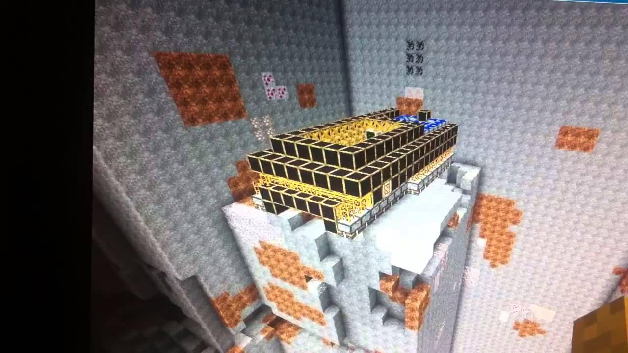 mining machine minecraft