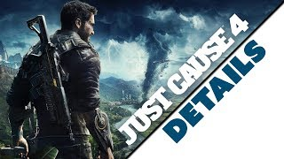 Just Cause 4: Not Just Tornadoes... SANDSTORMS TOO! First Look & Commentary with Avalanche