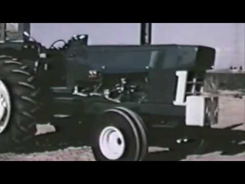 Oliver Corporate Tractor