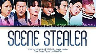 SUPER JUNIOR (슈퍼주니어) - Scene Stealer (Traducción + Color Cod…