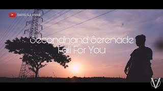 Secondhand Serenade - Fall For You (Acoustic Cover) #DaffaCover
