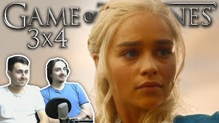 """Game of Thrones Season 3 Episode 4 """"And Now His Watch is Ended"""" REACTION"""