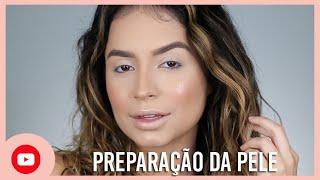 PREPARAÇÃO DA PELE SUAVE COM PRODUTOS BBB   PASSO A PASSO COMPLETO
