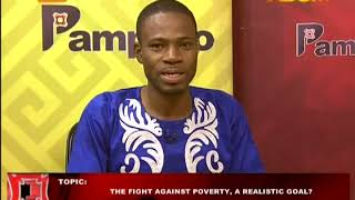 The fight against poverty - Pampaso on Adom TV (17-10-17)