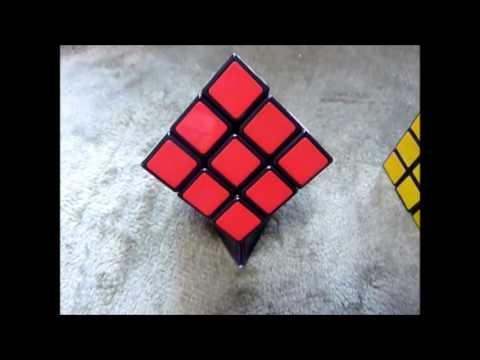 ルービックキューブ 世界基準配色 ver.2.0 - YouTube