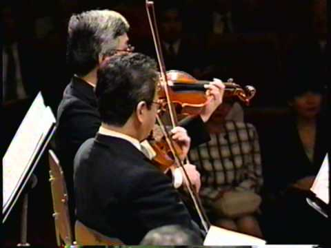 Shostakovich Symphony No. 5 in D minor, mov. I, Conductor: Hiroyuki Iwaki
