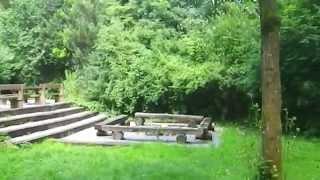 Outdoor Groepsaccommodatie,16 personen, Yvoir (Dinant)